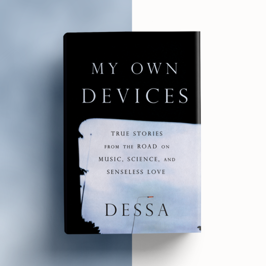My Own Devices Book Cover